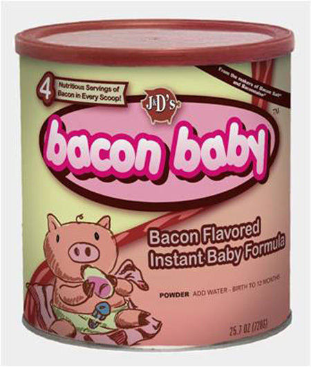 Meat Flavored Baby Food