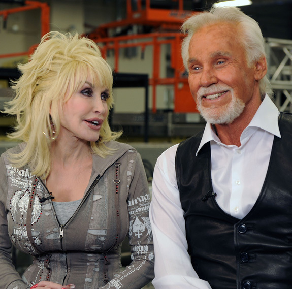 Dolly Parton Amp Kenny Rogers Reteam For Rogers Show