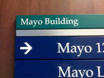 international marketing research at the mayo clinic