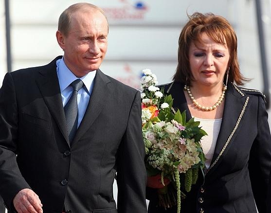 Vladimir Putin, Alina Kabaeva: Russian President Denies He ...