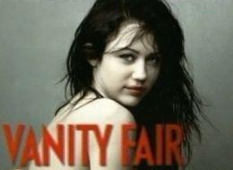 Vanity Fair Miley Cyrus