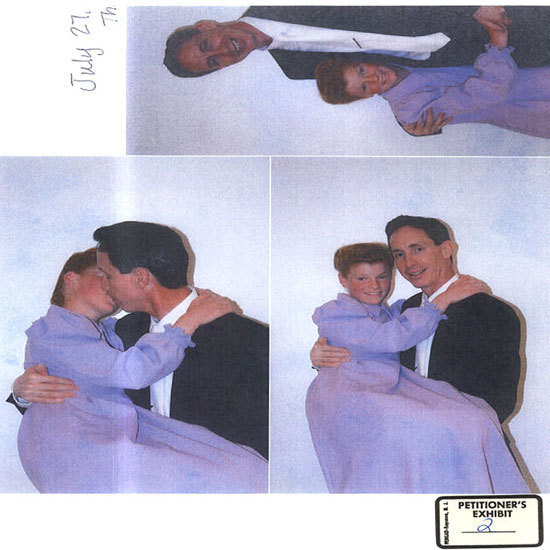 Warren Jeffs Kissing And Cuddling Underage Brides Pictures Introduced ...
