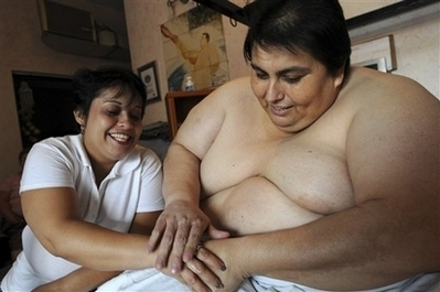 Manuel Uribe Photos: Pictures Of World's Heaviest Man, Now 500 Pounds