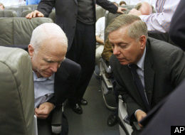 John Mccain And Graham