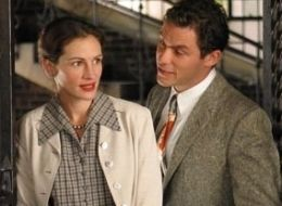 Dominic West Julia Roberts