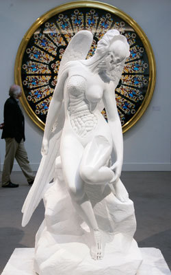 Damien Hirst Auction Fetches Record  200 Million (PHOTOS)   HuffPost fd8b5ec3358