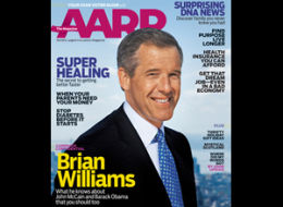 Brian Williams Aarp