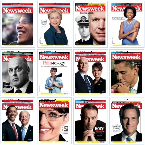 newsweek romney cover. Eye of the Barracuda: Newsweek