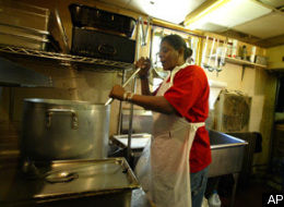 Soup Kitchens Expect Busy Winter