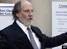 Corzine Ethics Reform