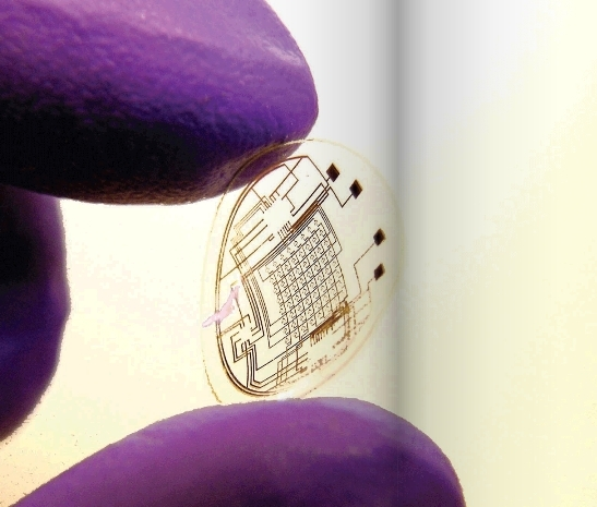 how to create a bionic chip