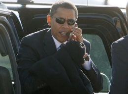 Barack Obama Phone Record