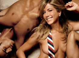 GQ: Jennifer Aniston