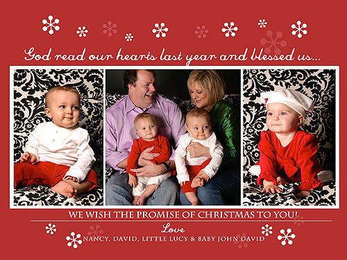 Nancy Grace Hits Ratings Record, Releases Family Christmas Card ...