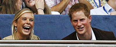 prince harry and chelsy davy relationship advice
