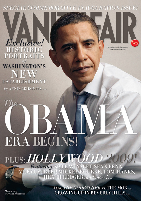 Obama In Vanity Fair Annie Liebovitz Pictures Photo Huffpost