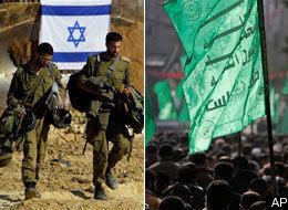 israeli-palestinian dispute, wars
