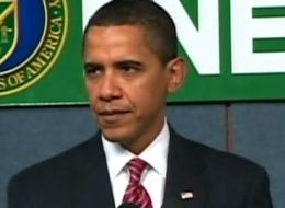 "Obama Stimulus Speech: ""Time For Action Is Now"" ("