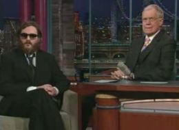 NEW LETTERMAN PHOENIX INTERVIEW