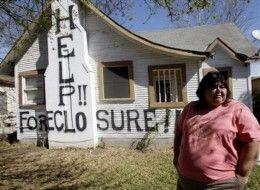 Average Homeowner In Obama Foreclosure Program Underwater, Yet Principal Cuts Rare