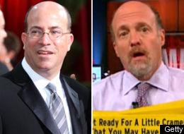 Jeff Zucker Defends CNBC, Jim Cramer