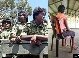Tamil Tigers Recruit Child Soldiers As Young As 11