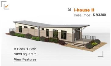 Clayton Homes' i-House: The Green, Customizable, Modular
