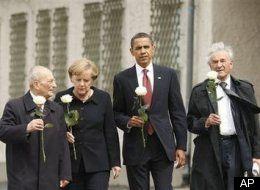 Obama Buchenwald