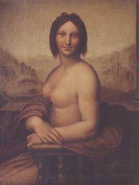 Mona Lisa Naked 65