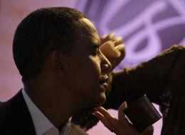 Obama Shine Police