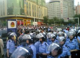 China Riots