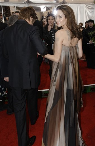 original Angelina Jolie Is Copying My Step Dad! But In A Good Way.